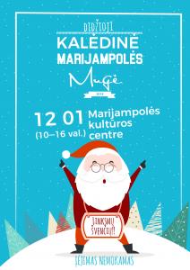 Didžioji kalėdinė Marijampolės mugė 2018