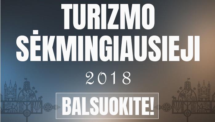"""Lietuvos """"Turizmo Oskarai"""" 2018. Skelbiamas nominantų sąrašas"""