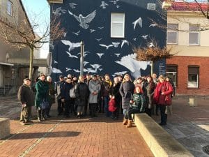 Naujo maršruto pristatymas Marijampolėje, Kalvarijoje ir Seinuose kelionių organizatoriams, gidams ir žurnalistams