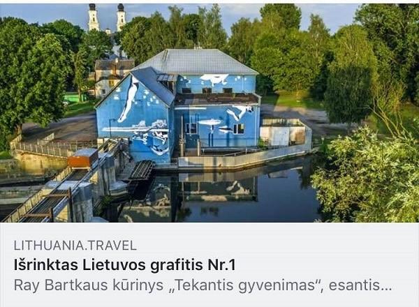 """Ray Bartkaus kūrinys """"Tekantis gyvenimas"""" išrinktas populiariausiu Lietuvoje"""