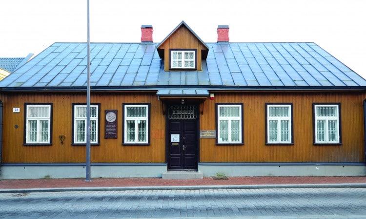 Lietuvos prezidento K.Griniaus memorialinis muziejus
