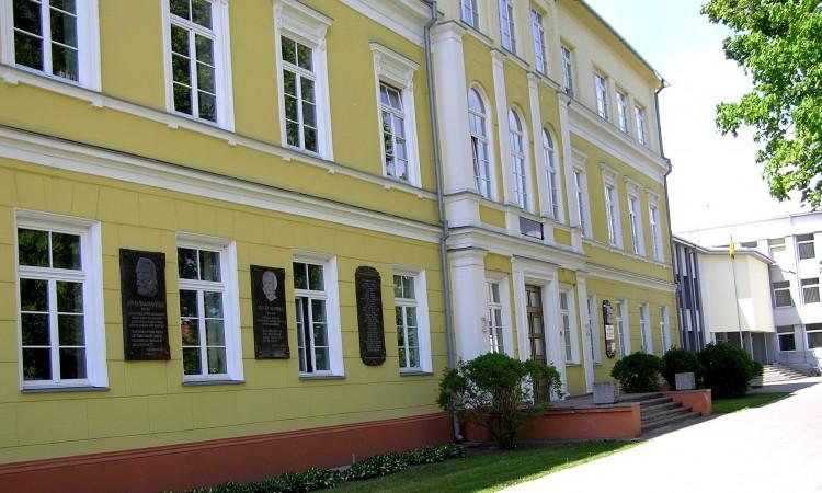 Read more about the article Museum of Marijampolės Rygiškių Jono Gymansium