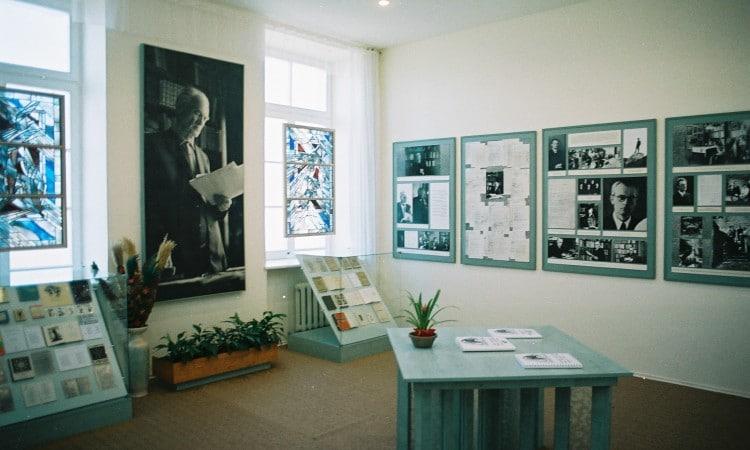 Read more about the article Memorial museum of Vincas Mykolaitis-Putinas
