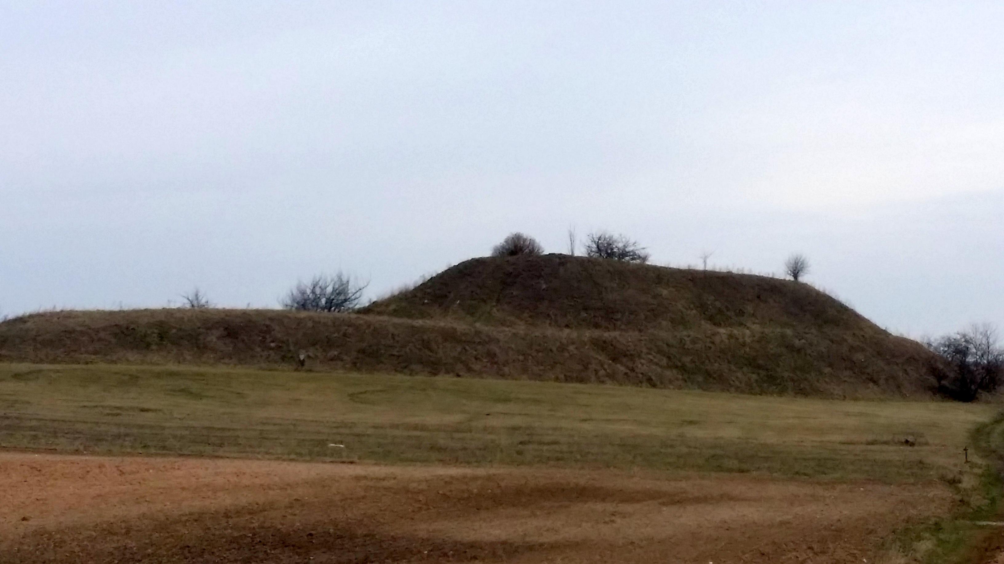 Mound of Padovinys
