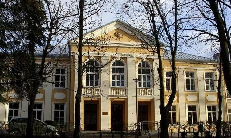 Former Building Complex of Teachers Seminary