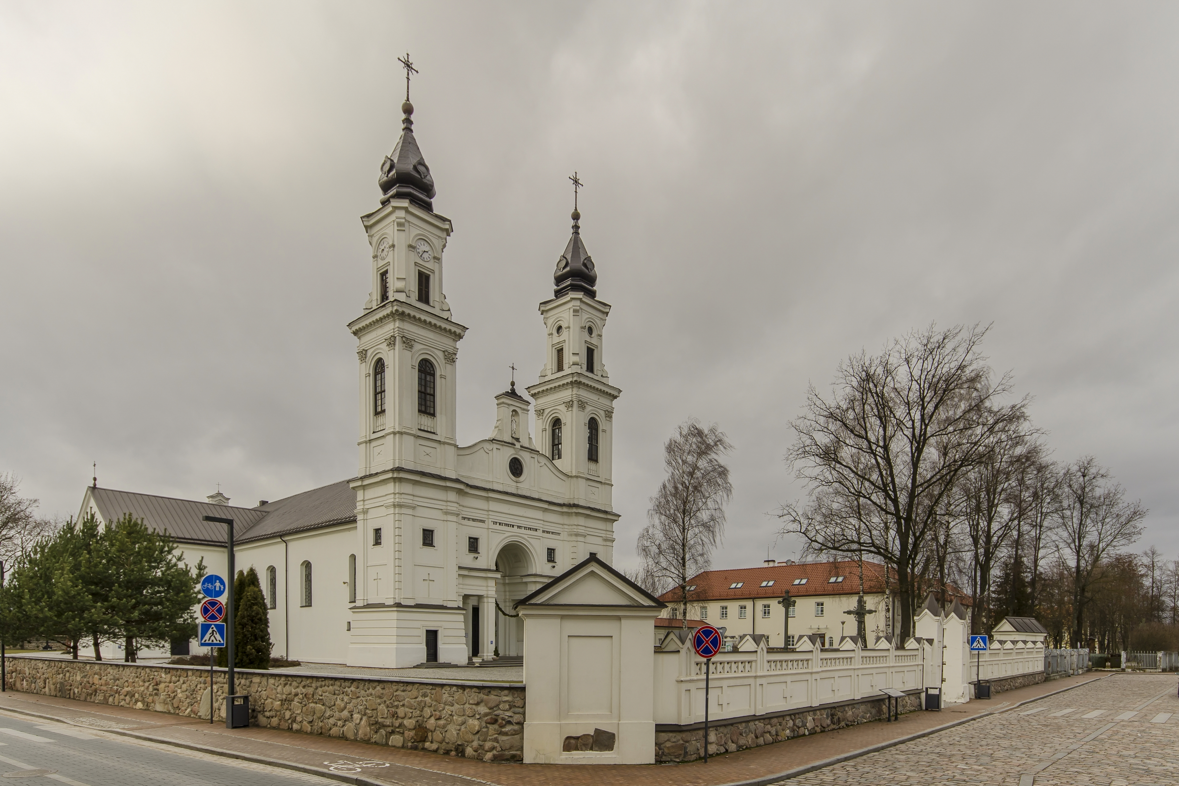 Small St. Arkangelo Mykolo church