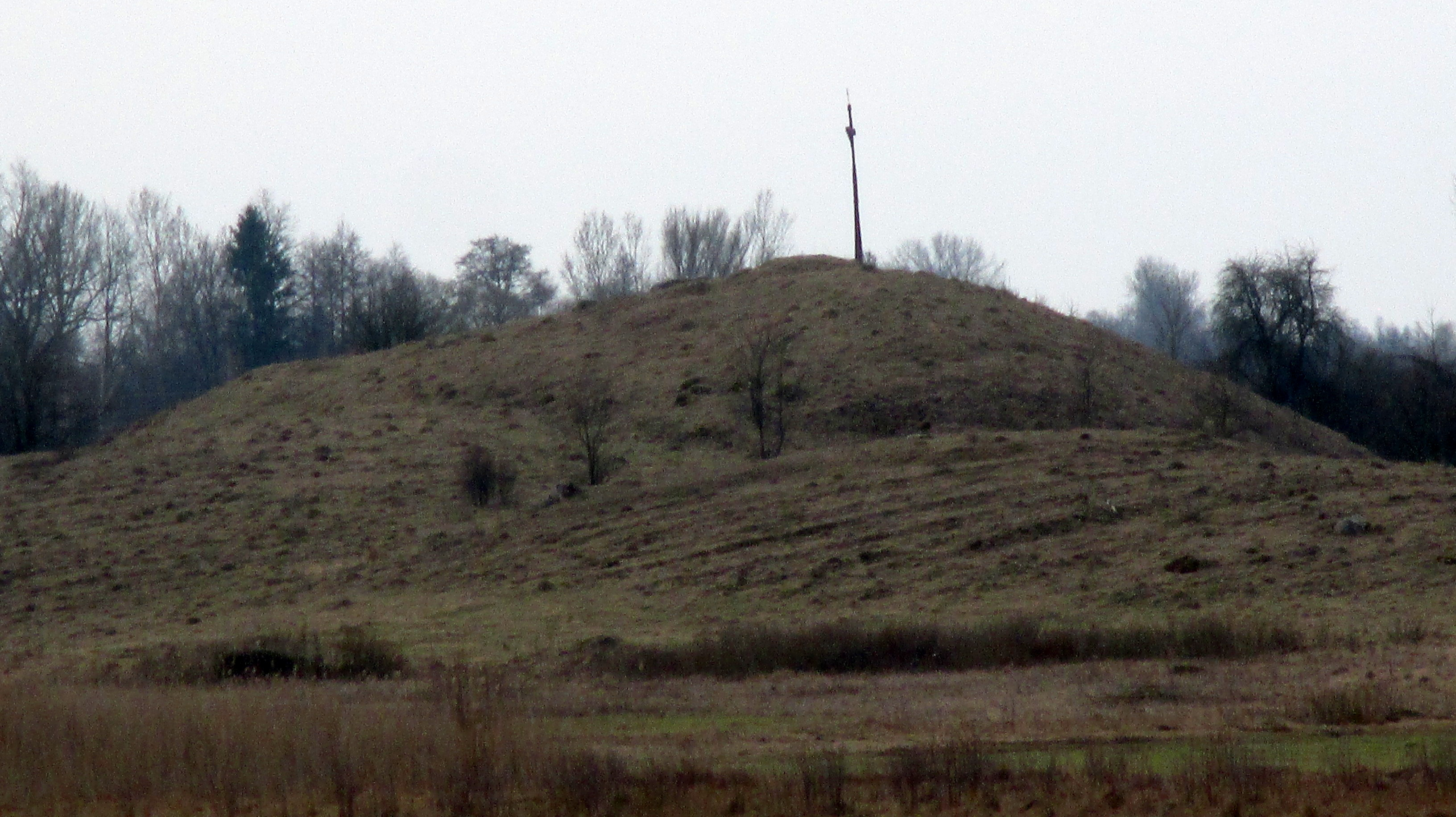 Mound of Rieciai