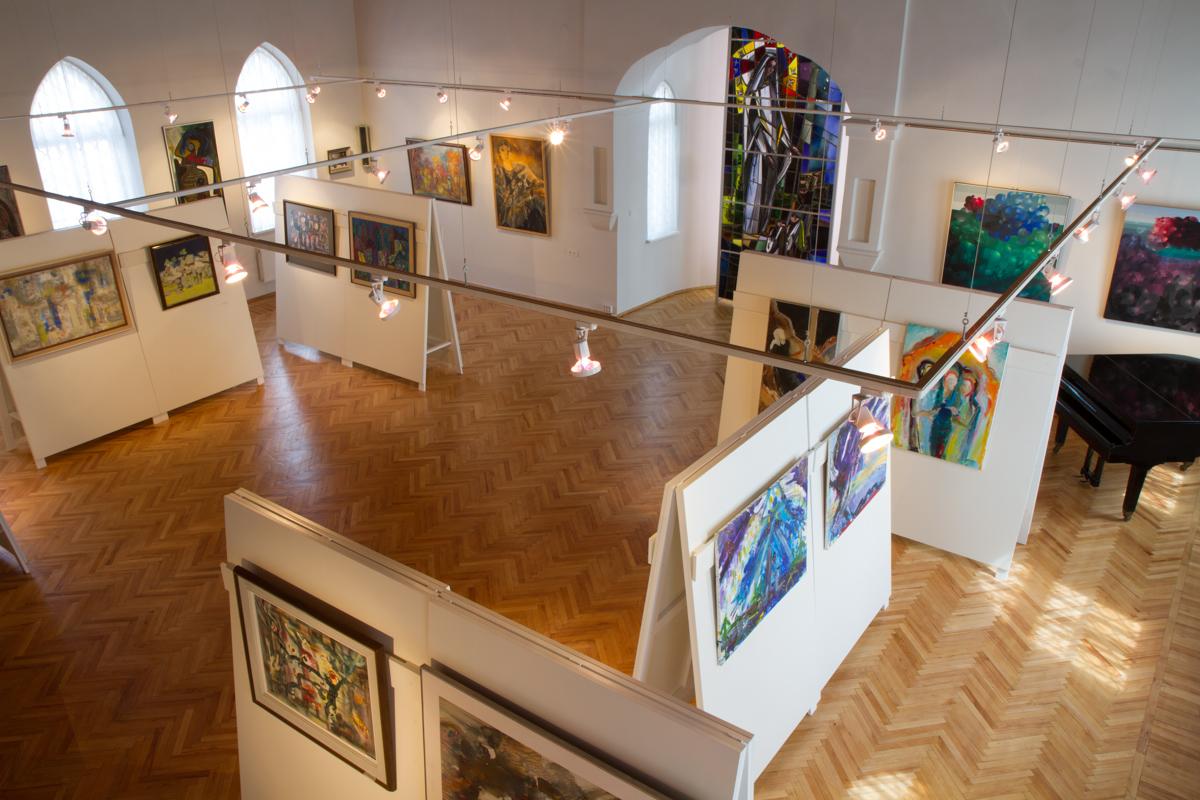 Beatričės Kleizaitės-Vasaris menų galerija