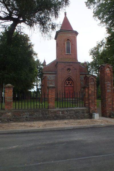 Šunskų bažnyčios statinių kompleksas