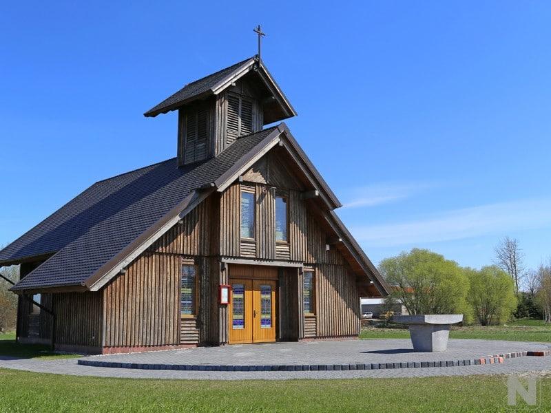 The Church of Blessed Jonas Paulius II