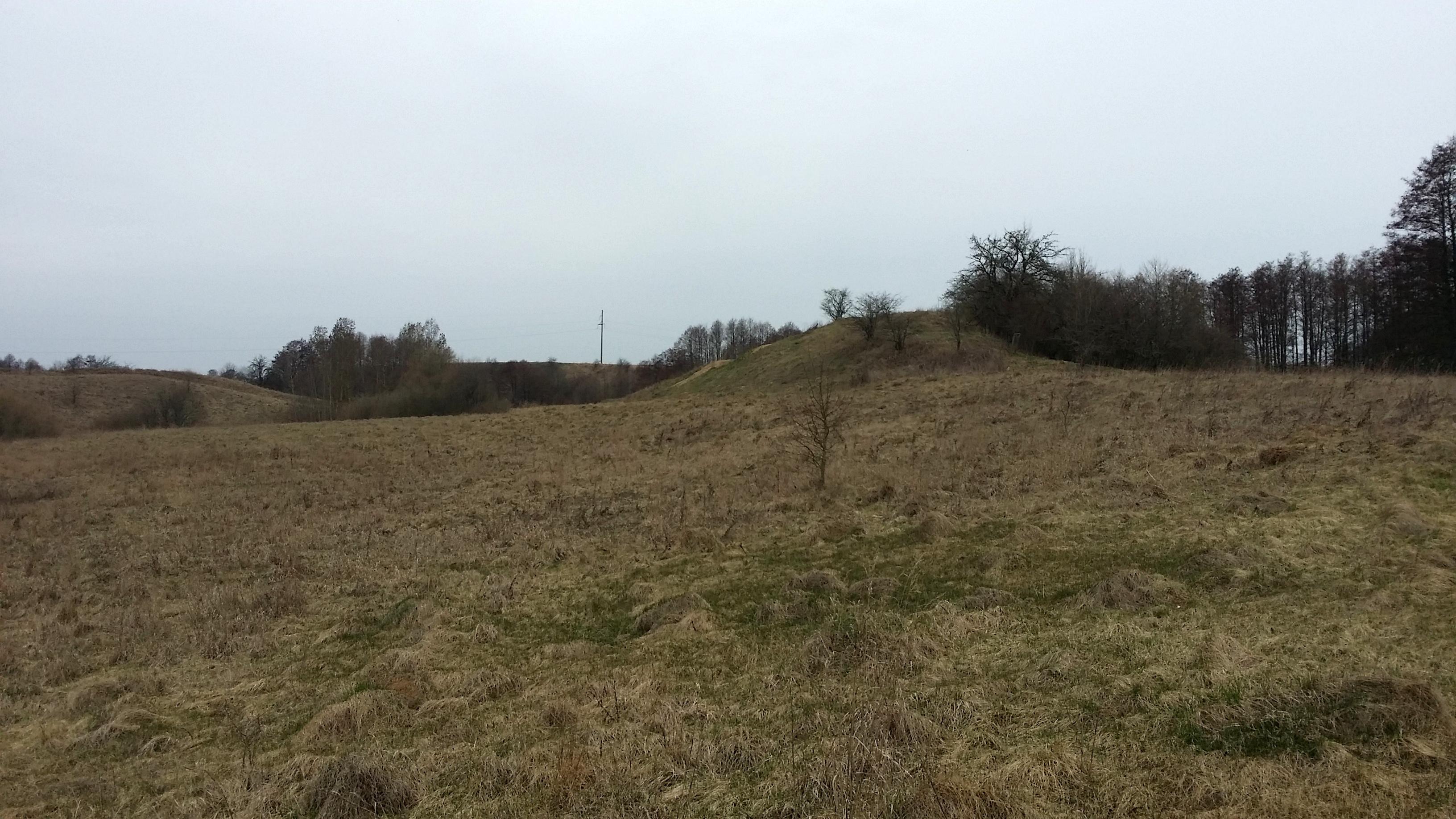 Liudvinavo piliakalnis ir senovės gyvenvietė
