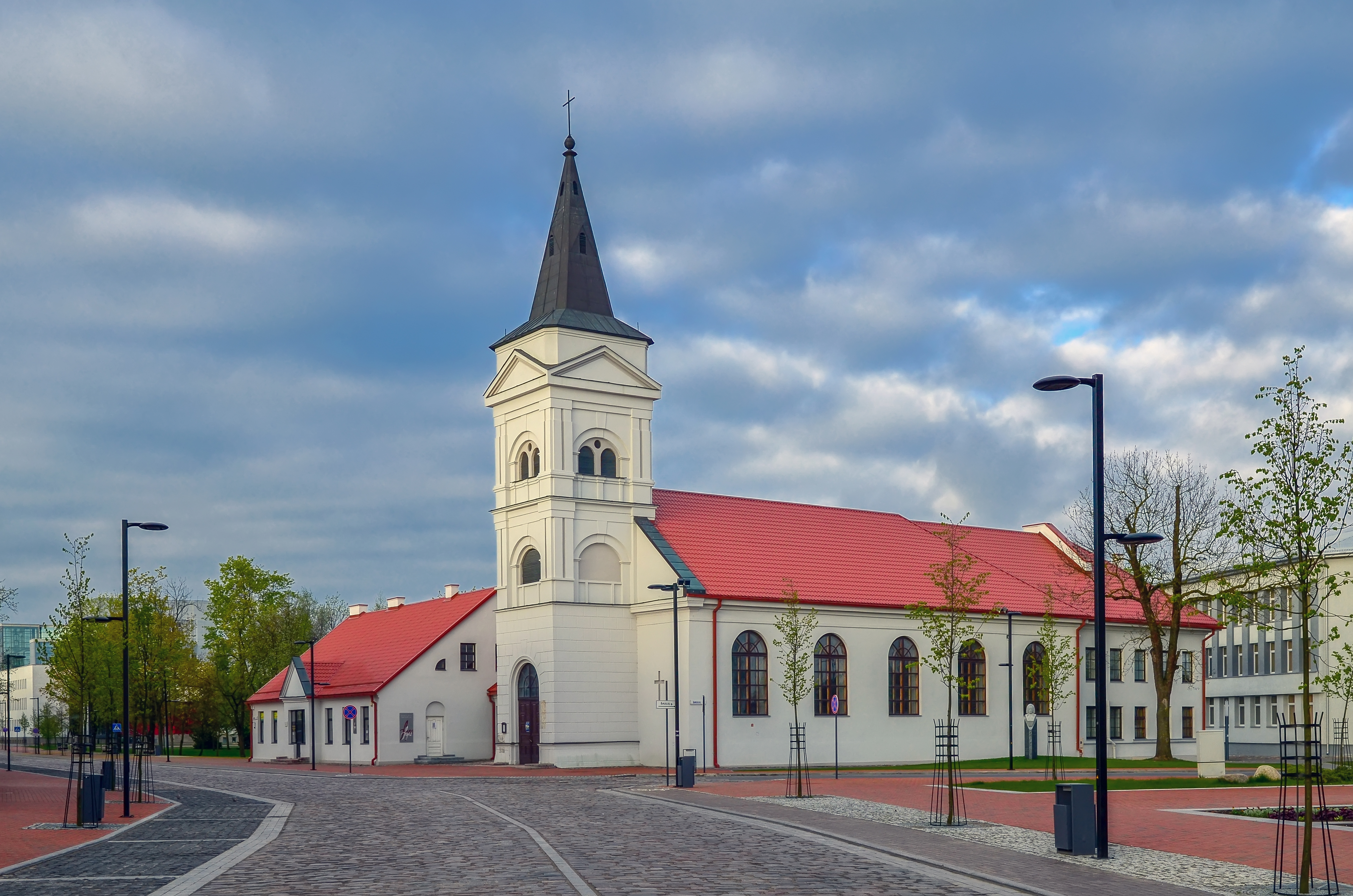 Evangelikų liuteronų bažnyčia