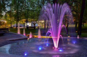 Fontanai Lietuvoje. Išrinkime gražiausią