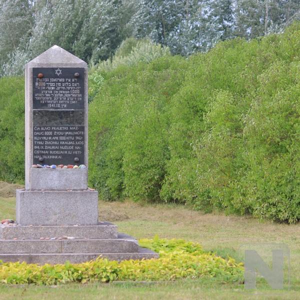 Masinė žydų žudynių vieta ir kapavietė