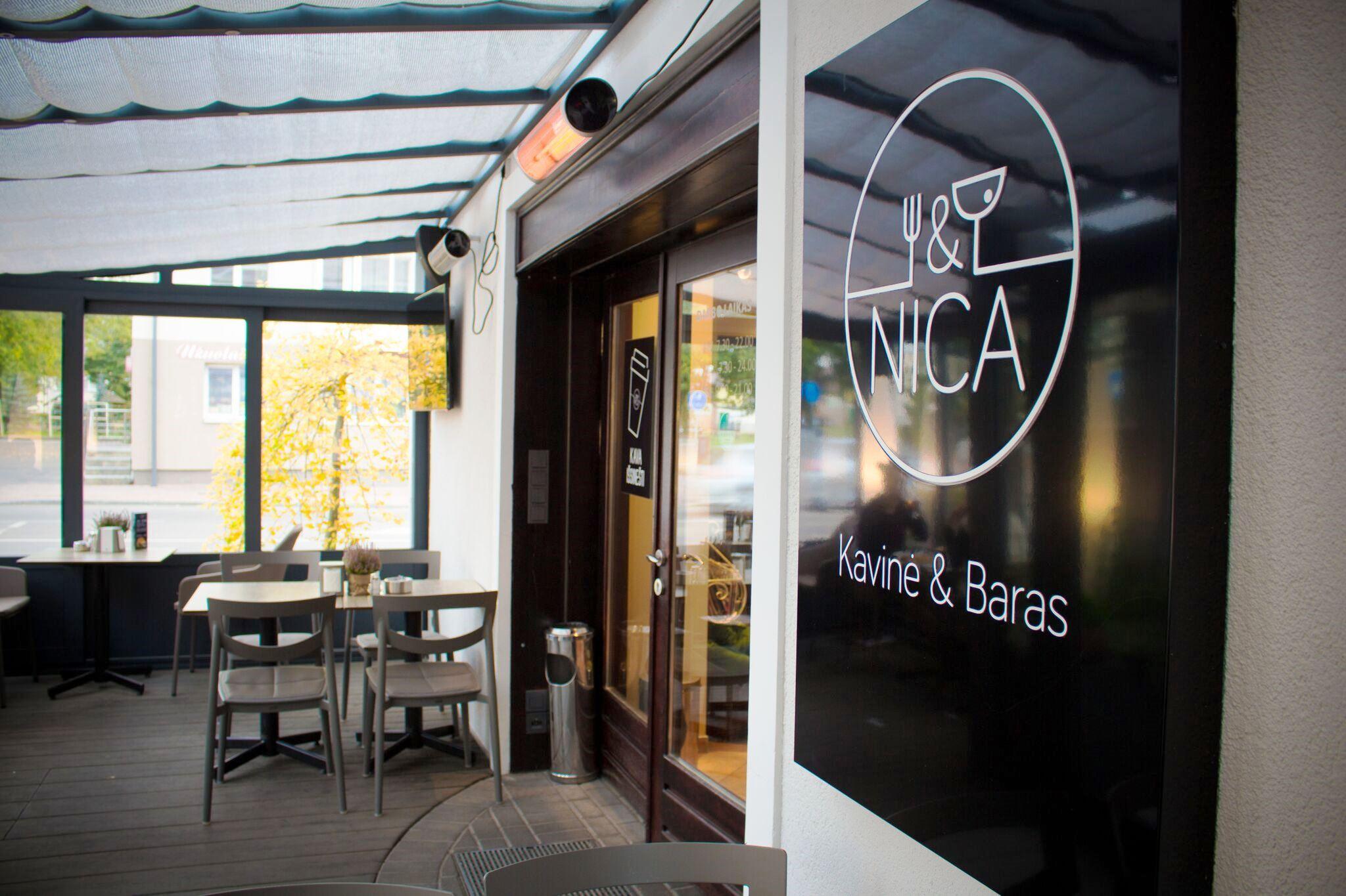 """Kavinė """"Nica"""""""