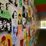 Unikali portretų galerija Marijampolėje!