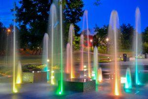 Marijampolės fontanai