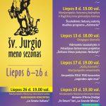 Šv. Jurgio meno sezonas