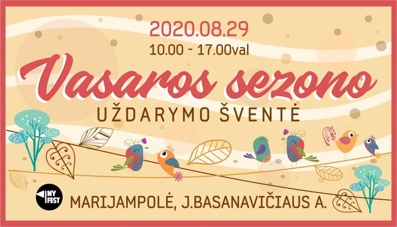 Marijampolė kvies į išskirtinę tautodailės ir amatų prekybinę mugę vasaros sezono uždarymo šventės metu