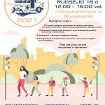 Kviečiame į renginį vaikams ir jų tėveliams ESU MATOMAS 2021